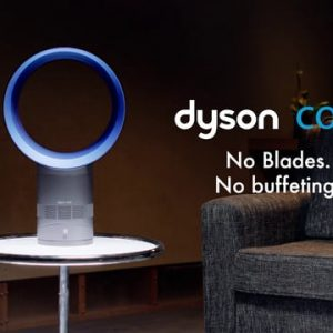 Dyson AirMultiplier™ – The Smoothest Airflow