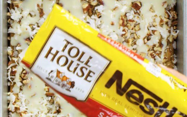 Nestle Toll House – Pecan Cookies