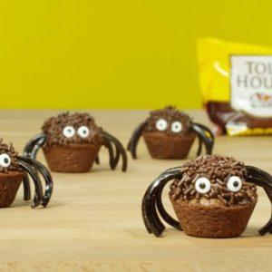 Nestle Toll House – Spider Mini Muffins